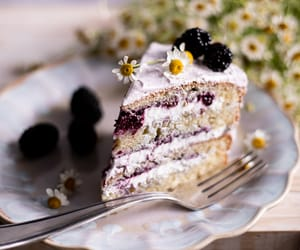 cake, food, and desserts image