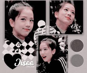 edit and jisoo image