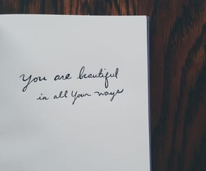 beautiful, quote, and pretty image