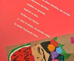 frase, frases, and Frida Khalo image