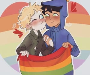 gay, South park, and pride image