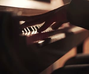 faceless, music, and piano image