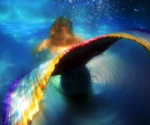 fantasy, scales, and mermaid image