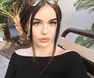 acacia brinley, beauty, and make up image