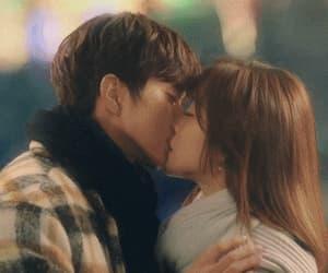 couple, Korean Drama, and my strange hero image