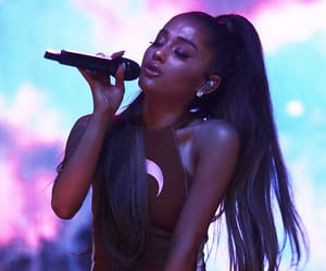 beautiful, hair, and ariana grande image