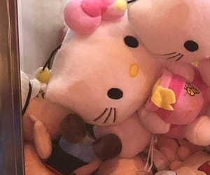 hello kitty, japan, and pastel image