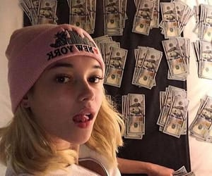 money, girl, and sarah snyder image