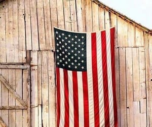 american, usa, and american flag image
