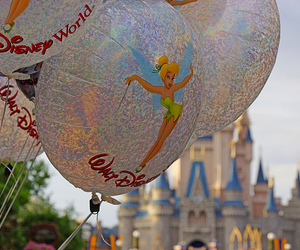 disney, cute, and balloons image