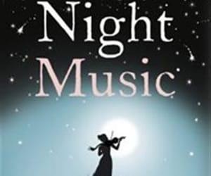 book, jojo moyes, and night music image