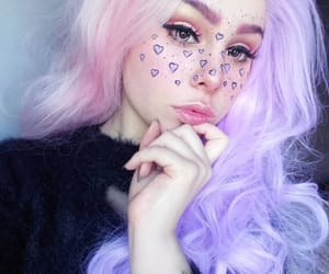 fashion, style, and makeup image