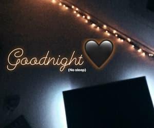 night and snapchat image