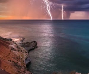 lighting, storm, and nature image