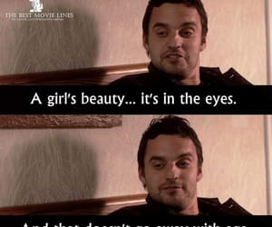 beauty, couple, and eyes image