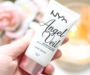 NYX, primer, and angel veil image