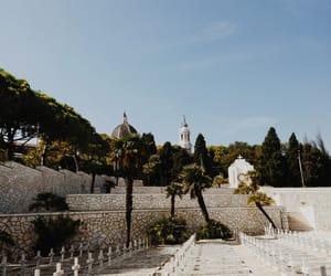 aesthetic, cemetery, and italia image