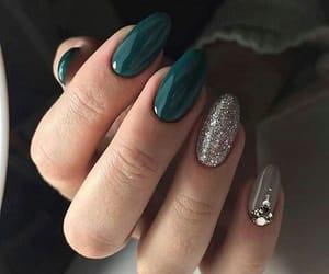 elegance, glitter, and green image