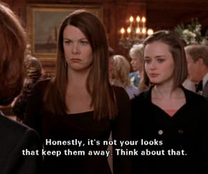 gilmore girls, lorelai, and quote image