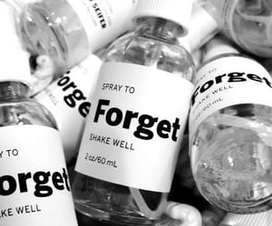 forget, forgotten, and gone image
