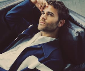 actor, the vampire diaries, and paul wesley image