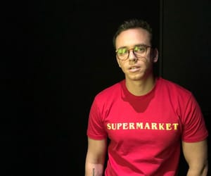 daddy, logic, and sexy men image