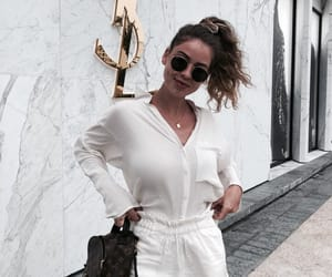 girl, outfit, and sunglasses image
