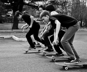 boy and sk8 image