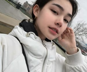 aesthetic, asian, and winter image