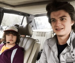 stranger things, gaten matarazzo, and joe keery image