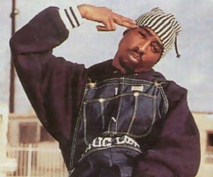 2pac, rap, and tupac image