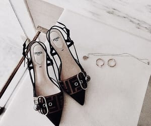 accessories, black, and earrings image