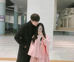 couple, Relationship, and ulzzang image