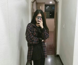 alternative, indie, and korean girl image