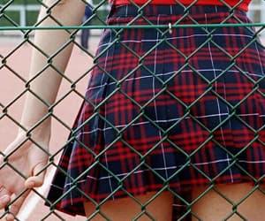 skirt and girl image