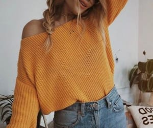 tumblr, sweet, and yellow image