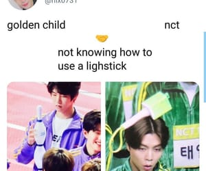 johnny, nct, and lol image