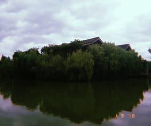 architecture, university, and china image