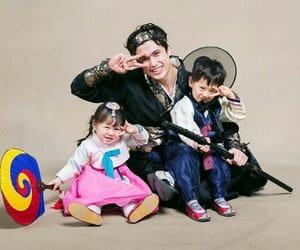 charles melton and kids image