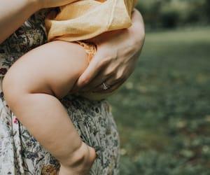 baby, child, and mum image