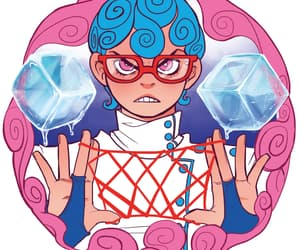 charms, ghiaccio, and jjba image