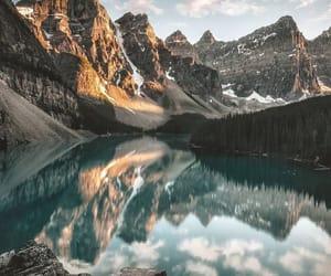 nature, landscape, and paradise image
