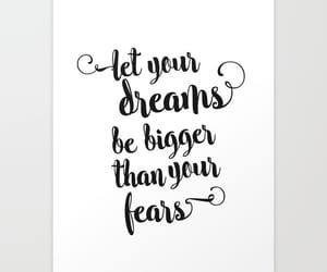 belief, Dream, and fears image