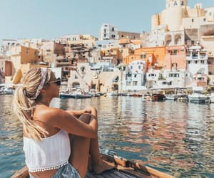girl, italy, and lifestyle image
