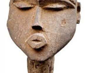 etsy, african statues, and africanamericanart image