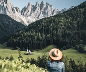 adventure, mountain, and nature image