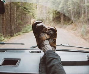 chill, roadtrip, and style image