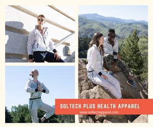 soltech health and soltech plus apparel image