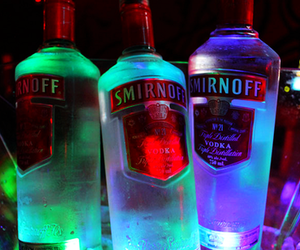 drink, vodka, and smirnoff image