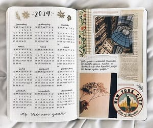 bujo, journal, and bullet journal image